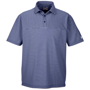 Under Armour Men's Playoff Polo - Striped