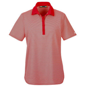 Under Armour Ladies' Playoff Stripe Polo