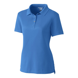 Cutter & Buck Advantage Short-Sleeve Ladies' Polo