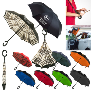 Stratton Reversible Inverted Umbrella